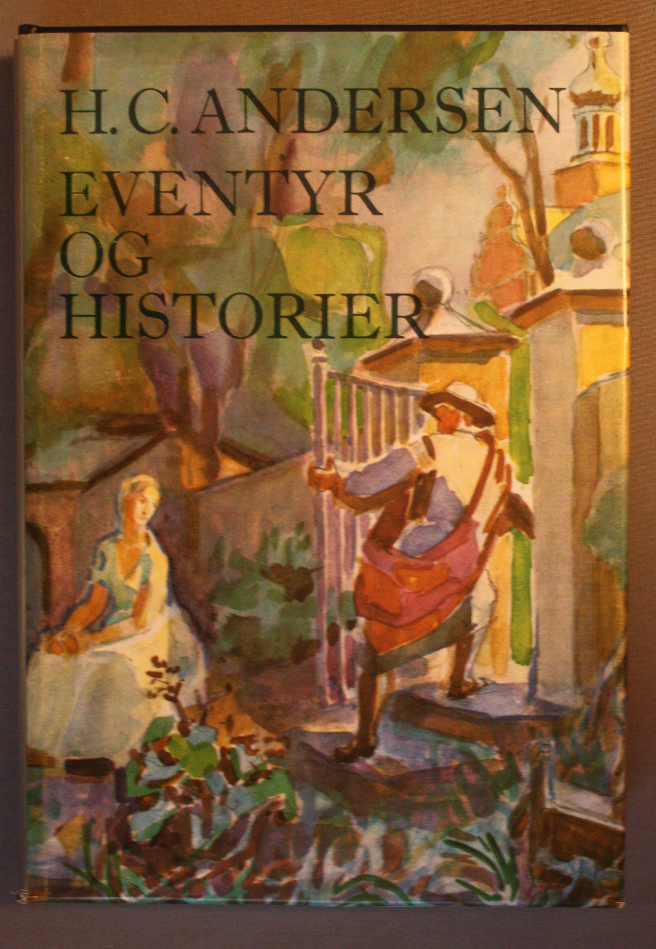 hc andersen eventyr og historier